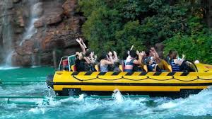 Map Universal Studios Hollywood Universal Studios Jurassic Park Ride Drop Youtube