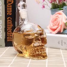 Crystal Comfort Liqueur Crystal Skull Liquor Drinkware Onefibe