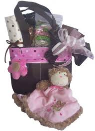gift delivery ideas baby girl bag gift basket