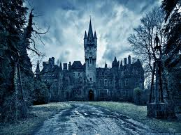 spooky castle wallpapers gallery image mrfab