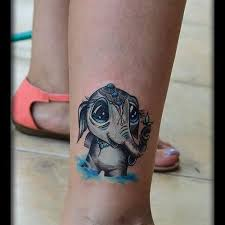 baby elephant tattoo 30 elephant family tattoo 2018