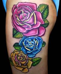 rose tattoo designs and meanings full tattoo