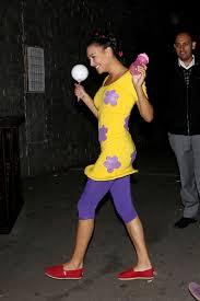 Halloween Costumes Nightclubs Glee U0027 Cast Dresses Halloween Party Voyeur Nightclub