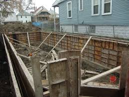 how to form a concrete foundation better life