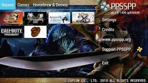 android psp emulator apk ppsspp v0 9 9 apk for android emulator