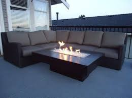 Firepit Patio Table Decor Patio Fireplace Table With Patio Tables With Pits 5