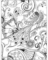 boho designs coloring book 18 designs see how colors play