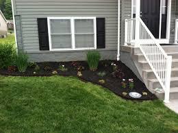 2014 landscaping vigo espresso black rubber mulch ecoborder