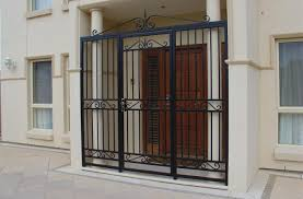 French Security Doors Exterior by Door Sony Dsc Metal Door Gate Bright Wrought Iron Gate Cost