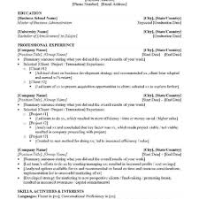 international resume format for mba resumes for mba finance freshers resume objectives 46 free sample