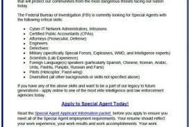 Insurance Agent Resume Sample by Dea Special Agent Resume Sample Reentrycorps