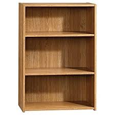 Sauder 4 Shelf Bookcase Sauder Beginnings 3 Shelf Bookcase Highland Oak