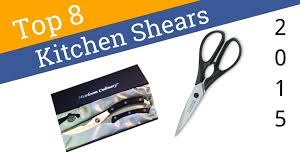 Kitchen Sheers 8 Best Kitchen Shears 2015 Youtube