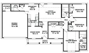 single story open floor house plans 1 story 5 bedroom house plans tarowing club