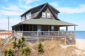 Beach Style Home Plans Old Nags Head Style House Plans House Design Plans
