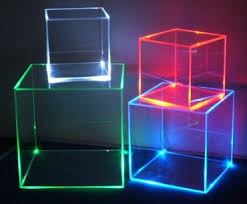 light up cubes image result for neon cubes neon abstract cube