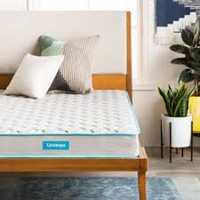 plush top mattresses for less overstock com