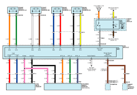 kia rio schematic diagrams esc electronic stability control