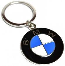 bmw car logo prime traders bmw emblem car logo locking key chain buy prime