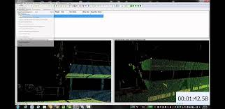 how cyclone 9 0 speeds point cloud registration youtube
