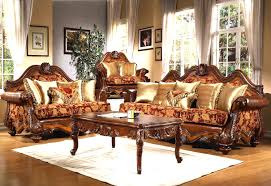 Leather Living Room Chair Traditional Sofas Living Room Furniture Gorgeous Highend Luxury