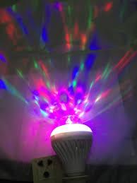 Disco Light Bulb Mexico 3w Rgb U0026cool White Led Magic Ball Color Changing E27 Bulb