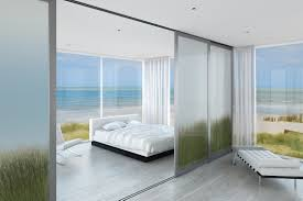 bedroom sliding glass luxury modern room dividers modern wall