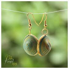 cardboard earrings 131 best quilling earrings and jewelry images on