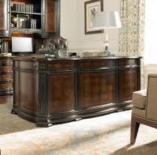 kidney shaped executive desk hooker furniture home office grandover executive desk 5029 10563