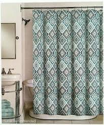Navy And Coral Shower Curtain Grey And Teal Shower Curtain Grey And Navy Chevron Shower Curtain
