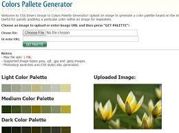 super fast color scheme palettes tools and generators for