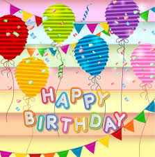 free happy birthday images free vector 4 763