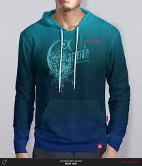 top blouse u0026 hoodie mockup