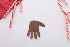 reindeer handprint the best ideas for