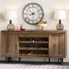 credenza table reclaimed wood sideboards buffets you ll wayfair