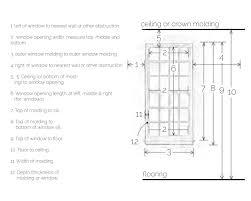 Measuring Window Blinds Measure Window Blinds Inside Mount U2022 Window Blinds
