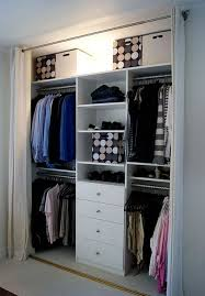 Best  Small Closets Ideas On Pinterest Small Closet Storage - Ideas for bedroom closets