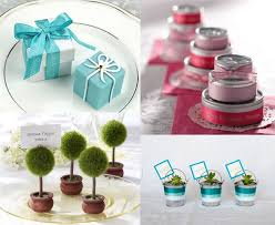 stylish wedding favors pink lotus events