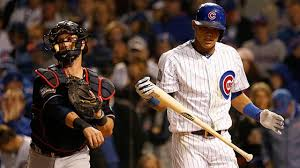 Cubs Lose Flag World Series 2016 Cubs Lose To Indians 1 0 In Game 3 At Wrigley