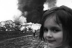 Fire Girl Meme - disaster girl meme zoe roth now