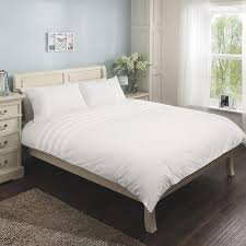 Clean White Modern Bedrooms Furniture Beautifull Pintuck Duvet Cover For Your Furniture Ideas