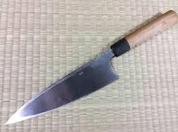ebay kitchen knives tsukiji masamoto japanese steel chef deba kitchen knife 200mm