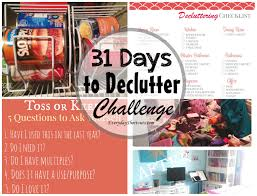 Decluttering Your Home by 31 Days To Declutter Your Home U0026 Live Life Simply Day 1