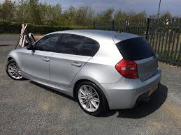 2008 58 bmw 118d m sport diesel 5 door hatchback 6 speed manual