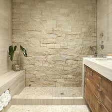 Shower Designs With Bench Pebble Shower Floor Design Ideas