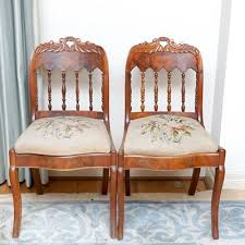 Victorian Dining Chairs Vintage Chairs Antique Chairs And Retro Chairs Auction In Fine