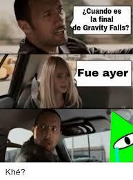 Funny Memes Espaã Ol - resultado de imagen para gravity falls memes en espa祓ol funny