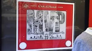 cleveland etch a sketch artist nba com