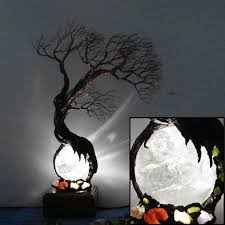 88 best lighted ls wire tree sculptures spheres and quartz