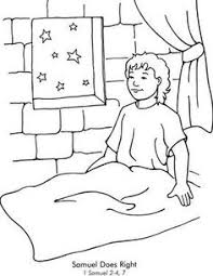 samuel coloring pages from the bible samuel bible story coloring page church sunday